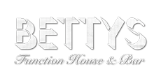 bettys function house and bar